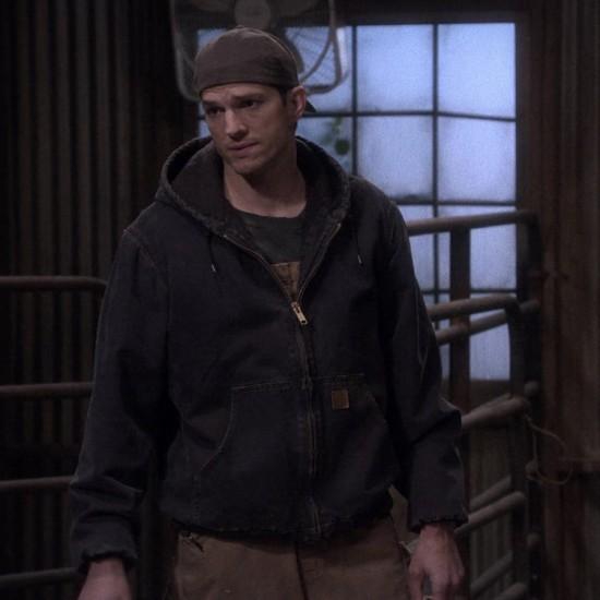 Ashton Kutcher - The Ranch Active Jacket