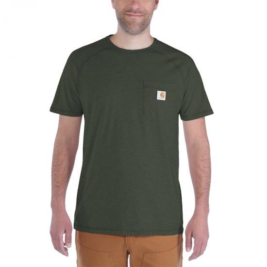 FORCE Cotton Delmont Short Sleeve T-Shirt