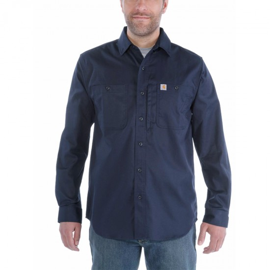 Rugged Professional Long Sleeve Work Shirt