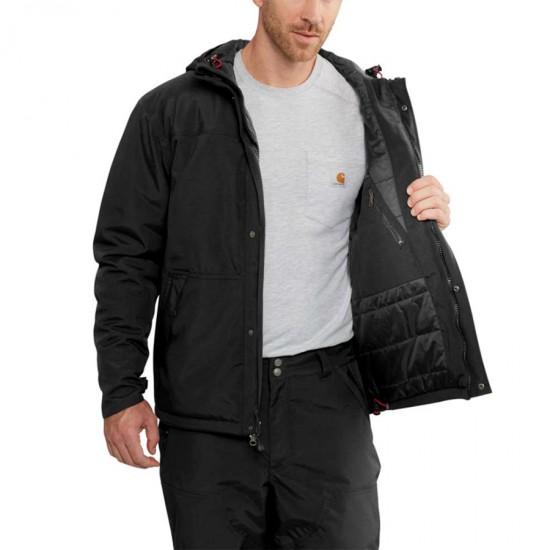 Insulated Shoreline Jacket - Black, Large
