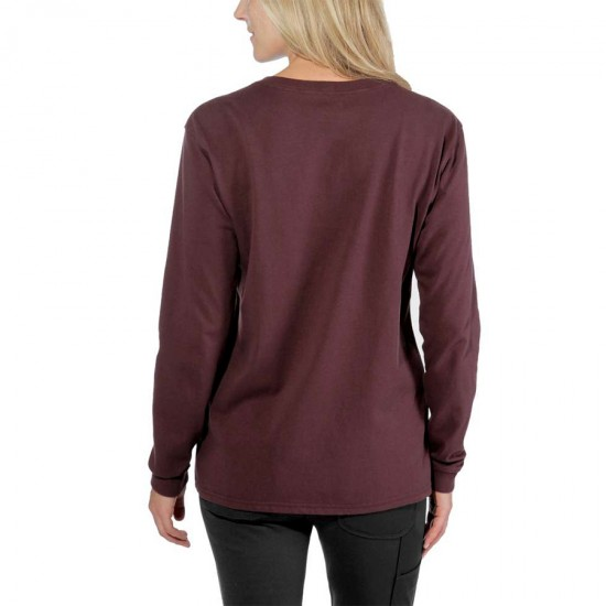 Workwear Pocket Long Sleeve T-Shirt