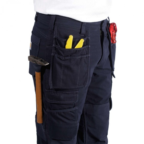 Full Swing Steel Multi Pocket Tech Pants