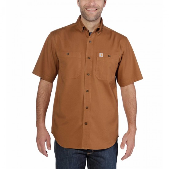 Rigby Short Sleeve Work Shirt