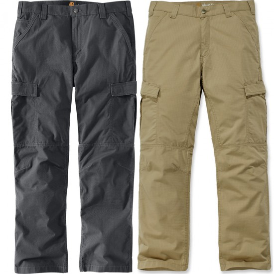 Force Broxton Cargo Pant - Shadow Grey, W:32/L:32
