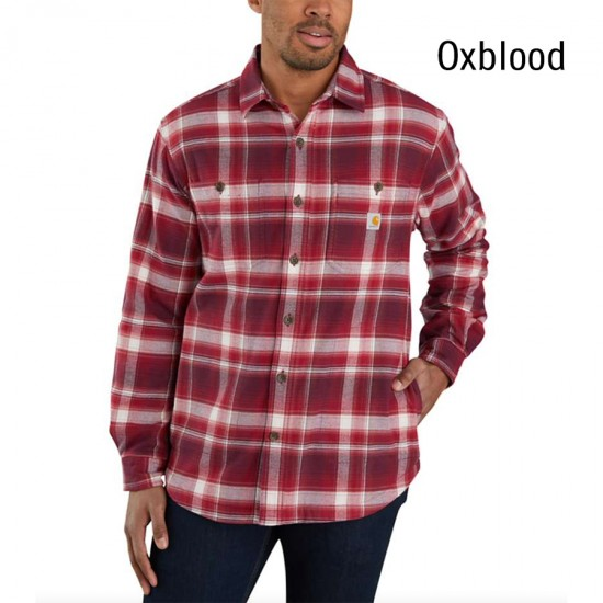 Hamilton Fleece lined Shirt