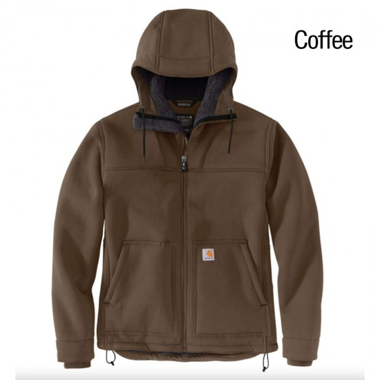 Super Dux Relaxed Fit Sherpa Lined Active Jac