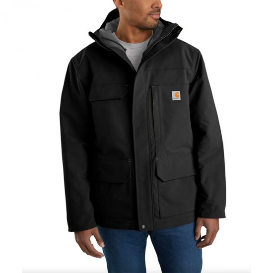 Super Dux Relaxed Fit Insulated Traditional Coat