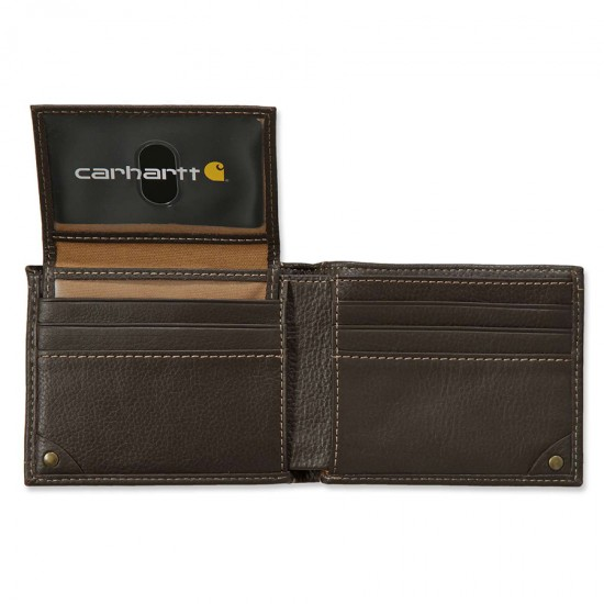 Pass Case Wallet with Collectible Tin