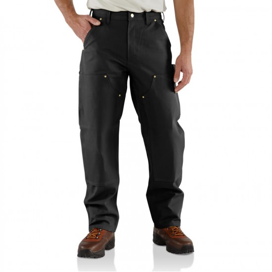 Double Front Logger Pant
