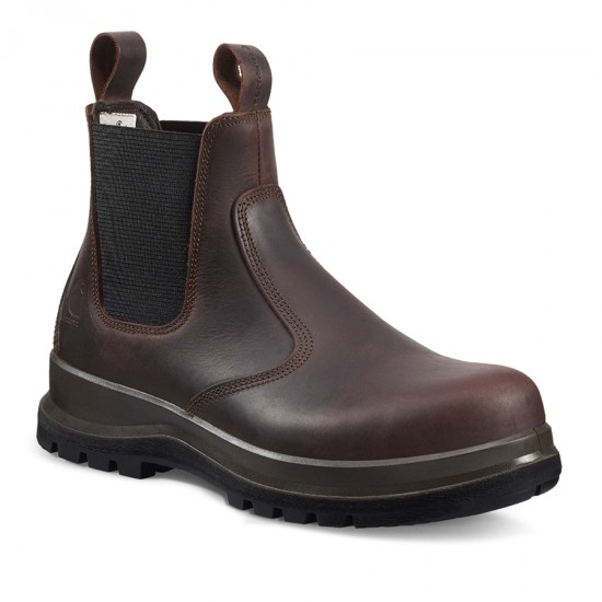 Carter Rugged Flex S3 Chelsea Safety Boot