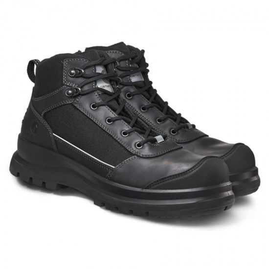 Detroit Reflective S3 Zip Safety Boot