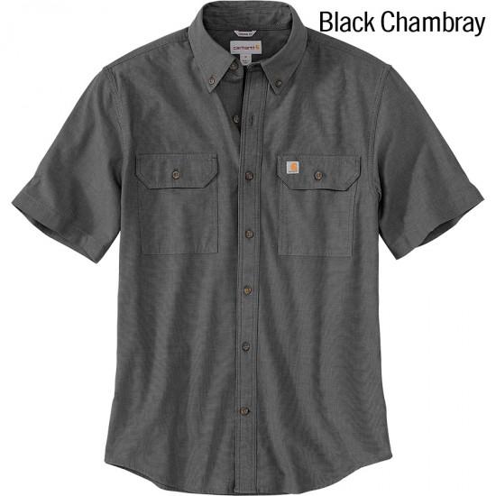 Fort Solid Short Sleeve Shirt