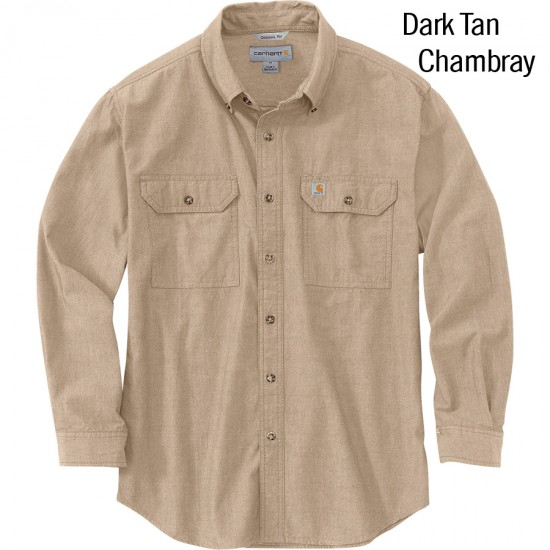Fort Solid Long Sleeve Shirt