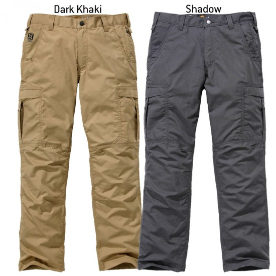 Force Extremes Rugged Flex Cargo Pants - Dark Khaki, W:34/L:34