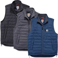 Carhartt Gilliam Vest (102286) - Black, Large