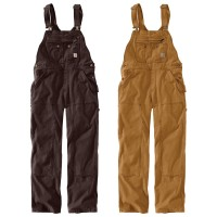Carhartt Crawford Double-Front Bib Overalls (102438)