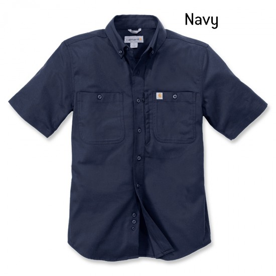 Rugged Professional Short Sleeve Work Shirt