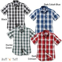Carhartt Plaid Short Sleeve Shirt (102548)