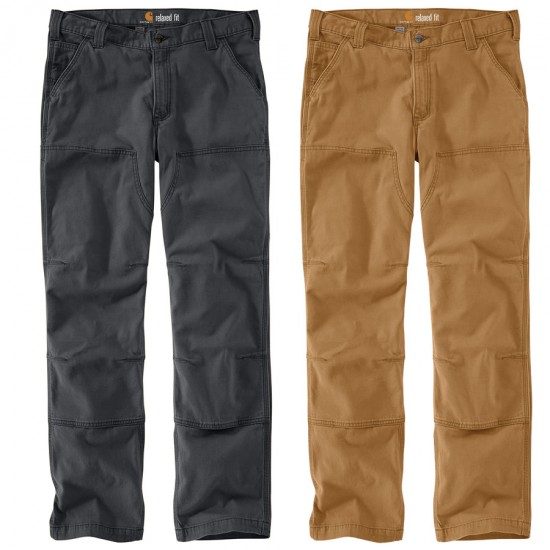 Rugged Flex Rigby Double-Front Dungaree