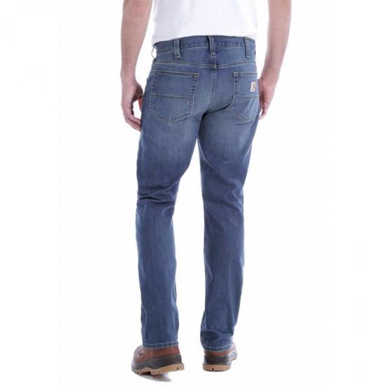 Rugged Flex Straight Leg Jean