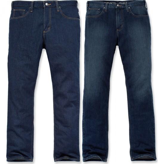 Rugged Flex Straight Tapered Jean