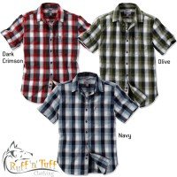 Carhartt Plaid Short Sleeve Shirt (103010) NEW