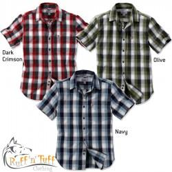 Carhartt Plaid Short Sleeve Shirt (103010)