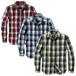 Carhartt Plaid Long Sleeve Shirt (103190)