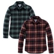 Carhartt Women's Hamilton Flannel Shirt (103226)