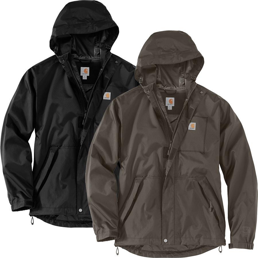 Carhartt mens Dry Harbor Jacket Work Utility Outerwear