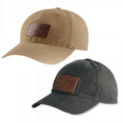 Carhartt Rigby Stretch Leatherette Patch Cap (103534)