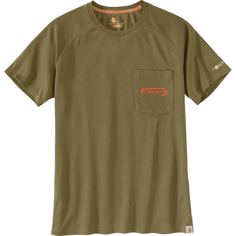 64abe62de Carhartt Force Fishing Graphic T-Shirt (103570)