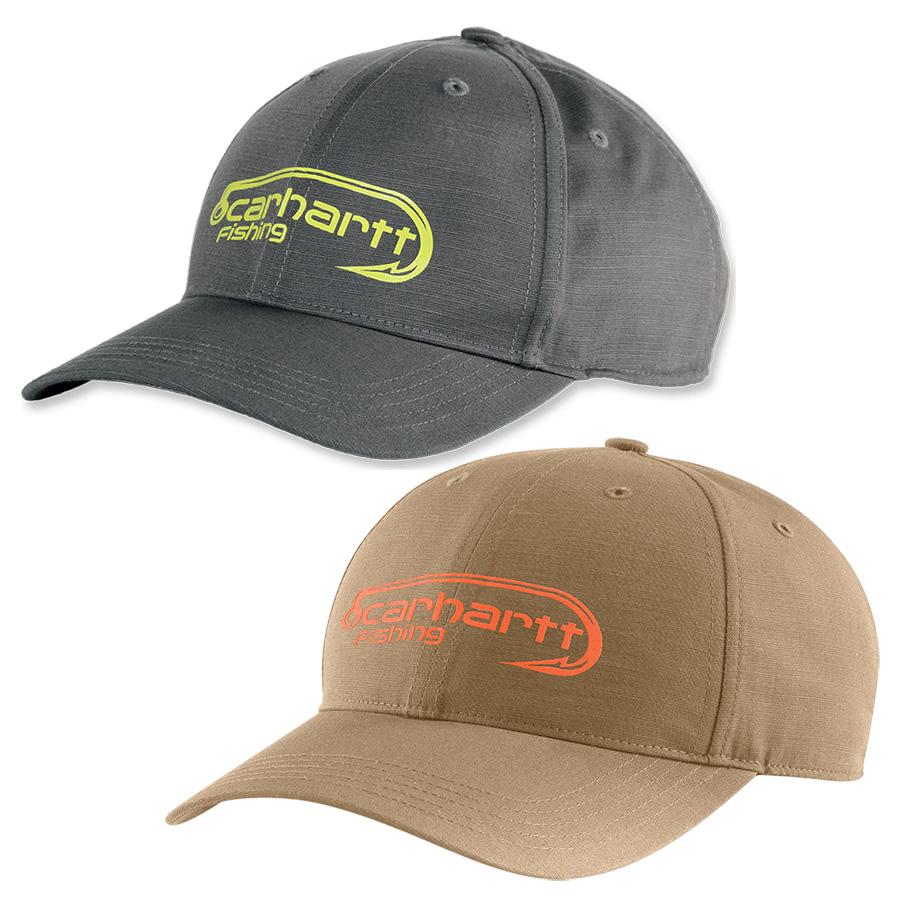 Carhartt FORCE Extremes Fish Hook Logo Cap (103631) ae75c9cd5d7b