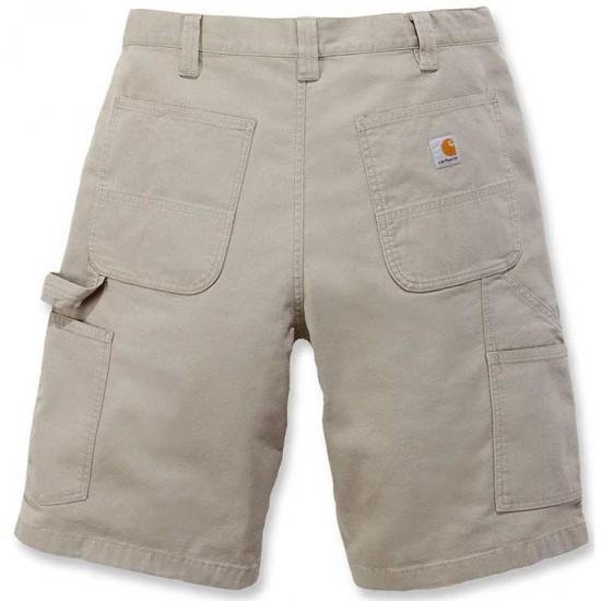 Rugged Flex Rigby Dungaree Shorts