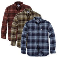 Carhartt Rugged Flex Hamilton Plaid Shirt (103820)