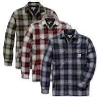 Carhartt Hubbard Sherpa Lined Shirt Jacket (103821)