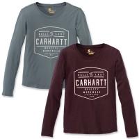 Carhartt Women's Lockhart Graphic Long Sleeve Tee (103929)