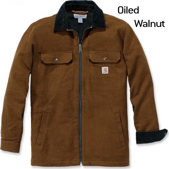 Pawnee Zip Shirt Jacket