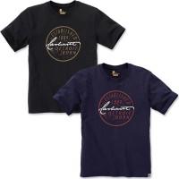 Carhartt Detroit Born Logo T-Shirt (104105)
