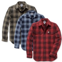Carhartt Hubbard Flannel Slim Fit Shirt (104144)