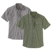 Carhartt Force Woven Short Sleeve Shirt (104258)