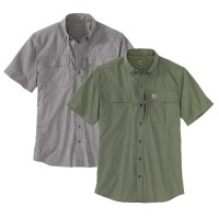 Carhartt Force Woven Short Sleeve Shirt (104258)
