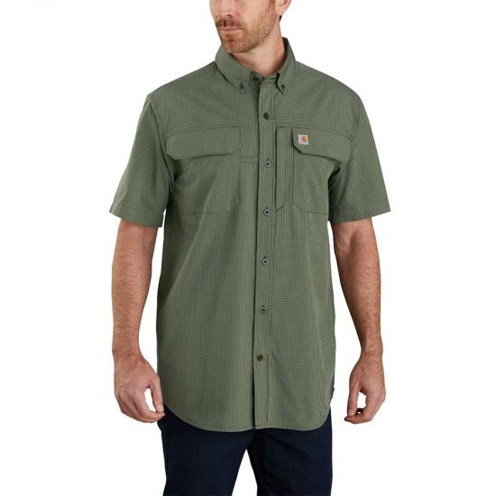 Force Woven Short Sleeve Shirt