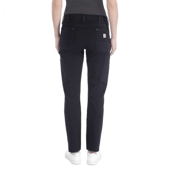 Stretch Twill Double Front Trousers