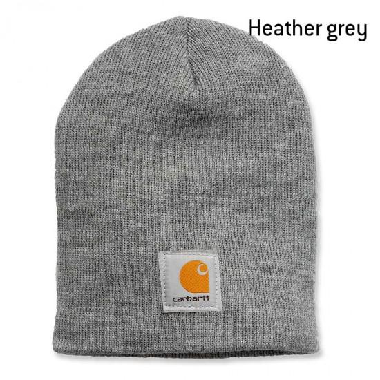 Acrylic Knit Beanie Hat