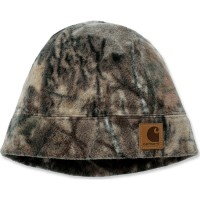 Carhartt Mossy Oak Camo Fleece Hat (A294)