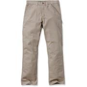 Carhartt Washed Twill Dungaree, Field Khaki (B324)