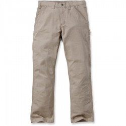 Carhartt Washed Twill Dungaree, Field Khaki (B324)