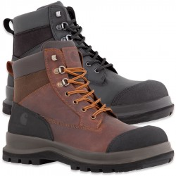 Carhartt Men's Detroit Rugged Flex S3 Mid Work Boot (F702903)