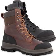 Carhartt Men's Detroit Rugged Flex Waterproof Insulated S3 High Work Boot (F702905)